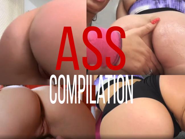 Video Thumbnail ass compilation