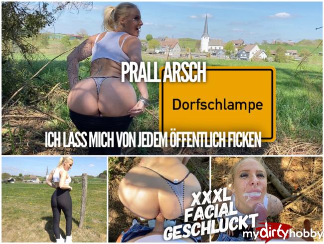 Video Thumbnail DORFSCHLAMPE lässt sich von jedem ficken | XXXL FACIAL GESCHLUCKT