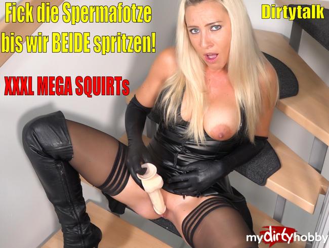 Video Thumbnail Fick die Spermafotze bis wir BEIDE spritzen   XXXL Mega SQUIRTs!