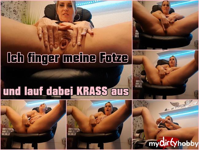 Video Thumbnail Ich finger meine Fotze für dich