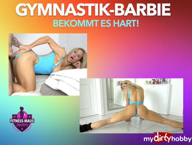 Video Thumbnail GYMNASTIK-BARBIE bekommt es HART!