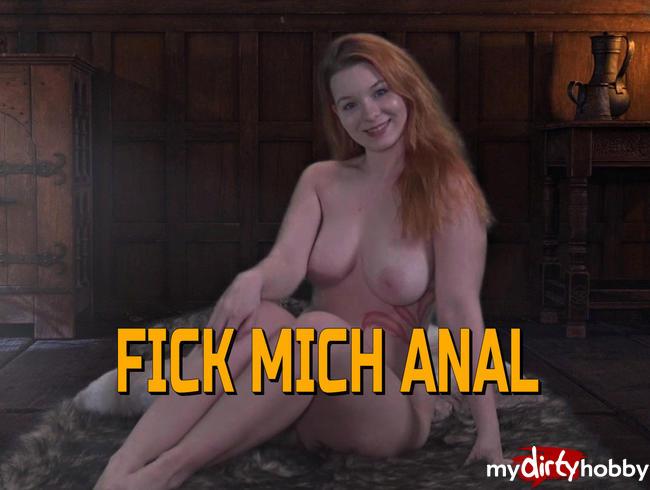 Video Thumbnail Wunsch ist Wunsch - Fick mich ANAL