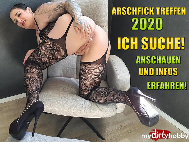 Video Thumbnail Arschfick-Treffen 2020! So läuft es ab!