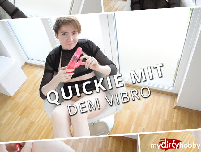 Video Thumbnail Quickie mit dem Vibro