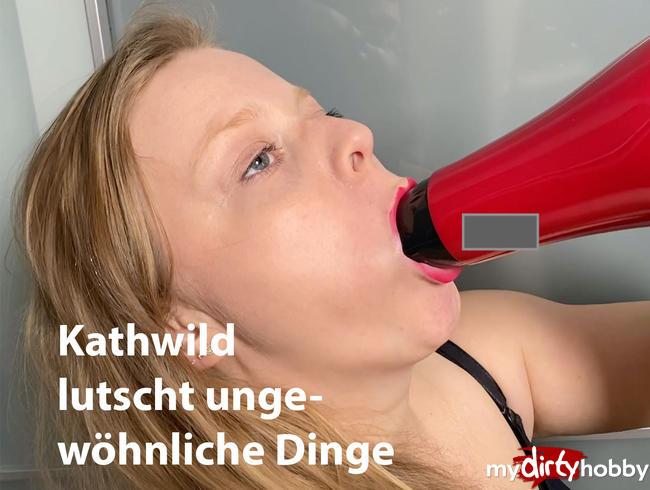 Video Thumbnail Ich Lutsche ungewöhnliche Dinge (Userwünsche)