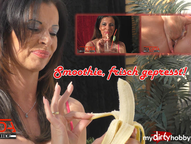 Video Thumbnail Smoothie, frisch gepresst!