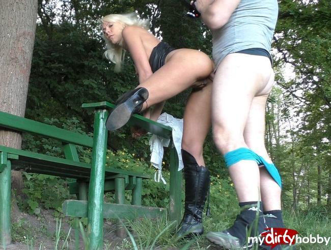 Video Thumbnail Versautes Arschfickdate im Park !!