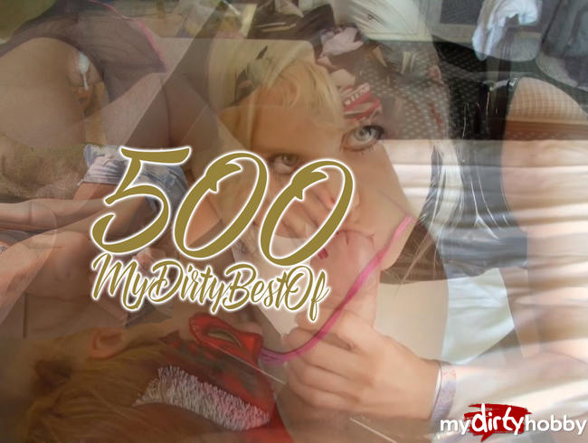 Video Thumbnail 500! MyDirtyBestOf!