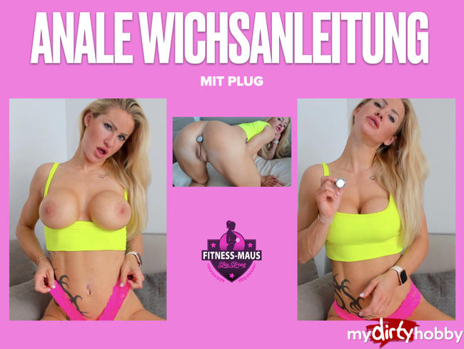 Video Thumbnail ANALE WICHSANLEITUNG mit PLUG!