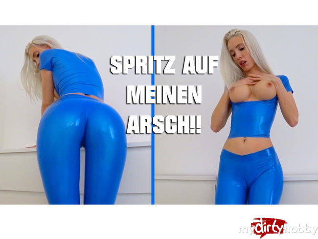 Video Thumbnail SPRITZ AUF MEINEN ARSCH