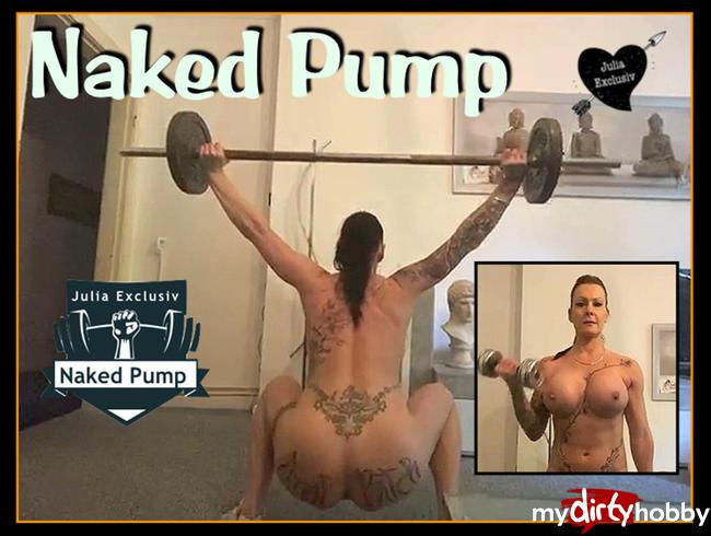 Video Thumbnail Naked Pump