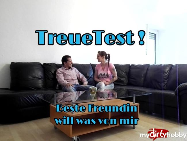 Video Thumbnail TreueTest... BlasSchlampe will mit mir ficken