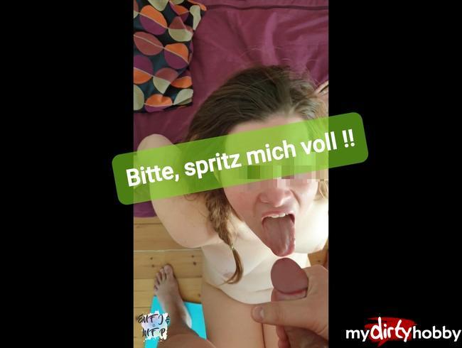 Video Thumbnail Bitte, spritz mich voll !!
