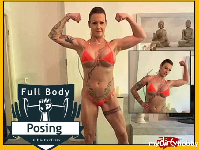 Video Thumbnail Body Posing