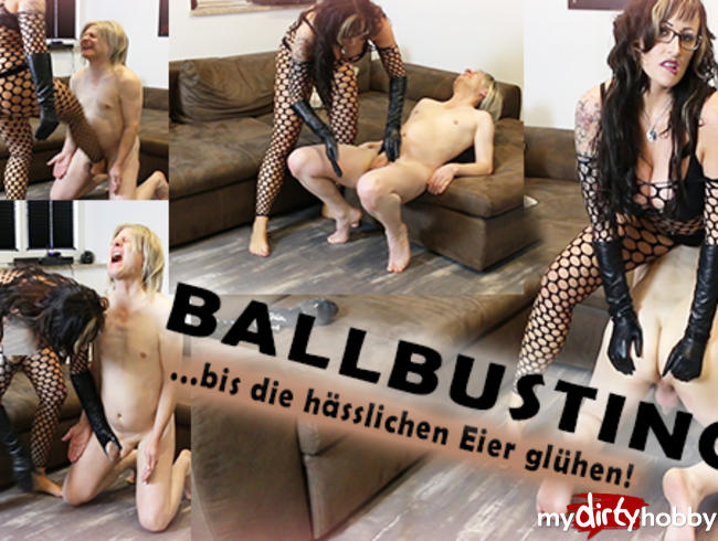 Video Thumbnail BALLBUSTING - Bis die hässlichen Eier glühen!