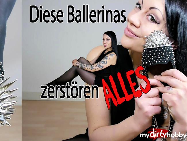 Video Thumbnail Diese Ballerinas zerstören ALLES