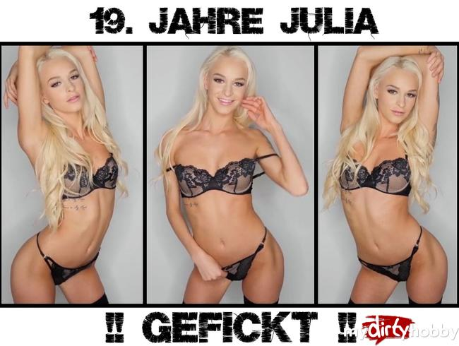 Video Thumbnail 19. J. Teen Fotomodel nach Foto Shooting gefickt…
