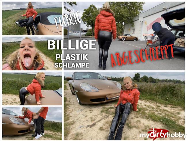 Video Thumbnail Abgeschleppt am Supermarkt | BILLIGE PLASTIK LATEX DAUNENJACKEN FICKSCHLAMPE
