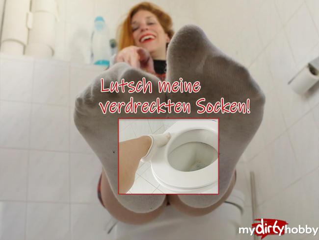 Video Thumbnail Lutsch Klo Socken