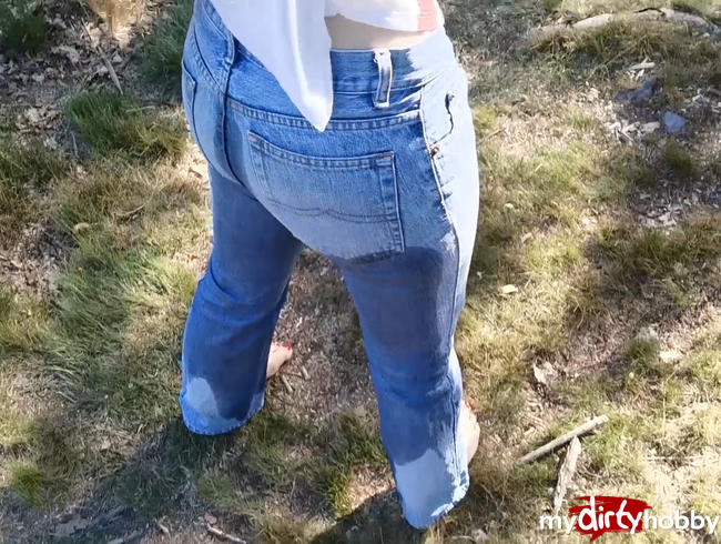 Video Thumbnail Outdoor Jeans Piss