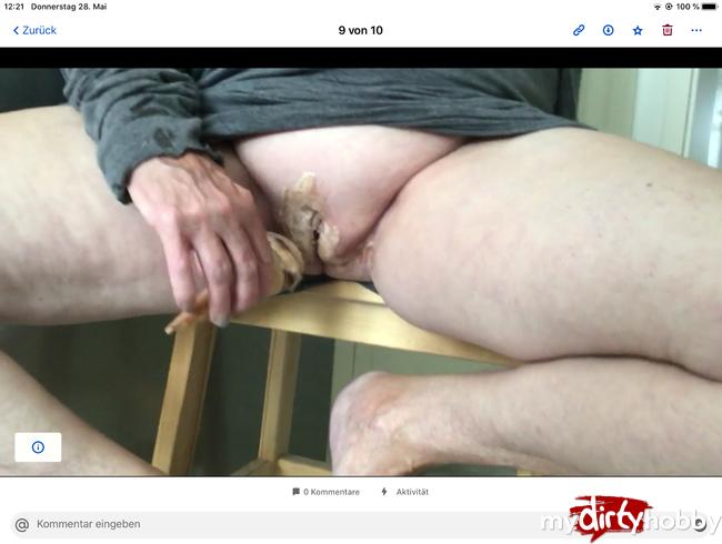 Video Thumbnail schweinerein mit dem eis