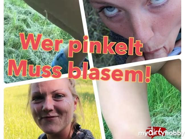 Video Thumbnail DIE PIPI-POLIZEI! Wer pinkelt muss blasen!