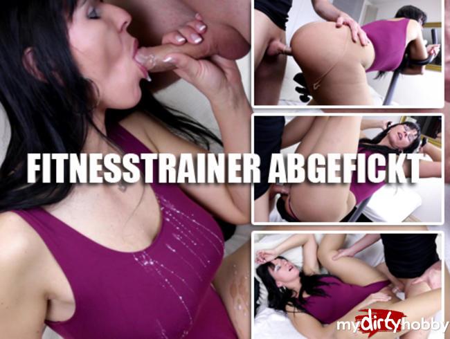 Video Thumbnail Vom Fitnesstrainer abgefickt