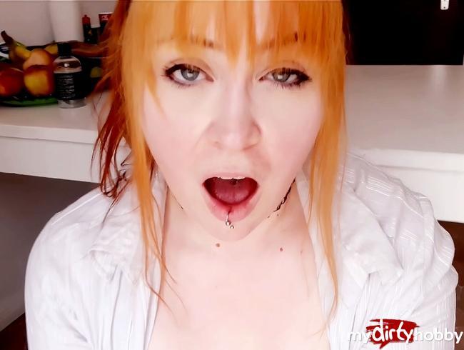 Video Thumbnail Analer Abgang in der Mittagspause! Teil 2