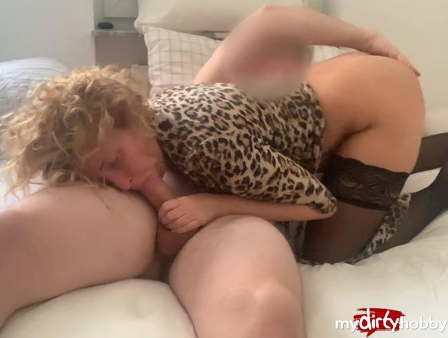 Video Thumbnail Sein aller erster ARSCHFICK! Der Jungspund darf endlich Anal erleben!