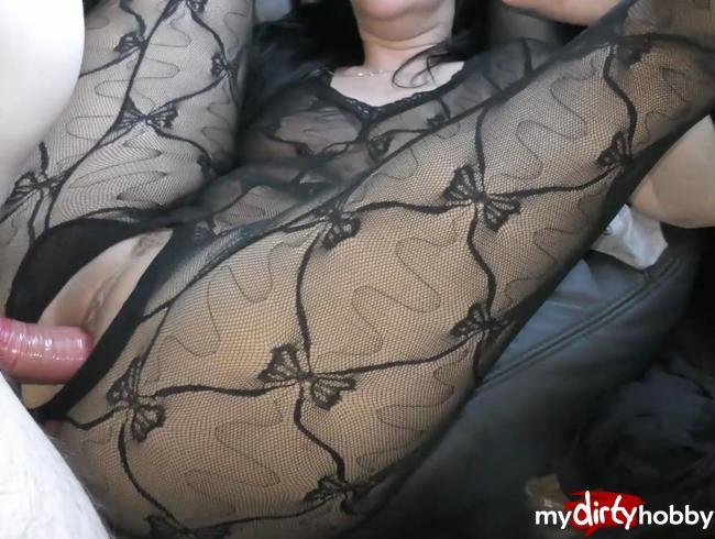 Video Thumbnail Pornostar Mareen Deluxe ihr heißer Limousinen Sex mit den Spanner