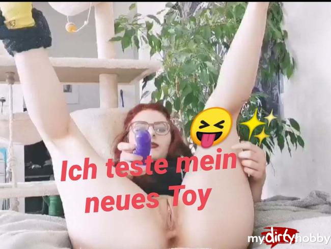 Video Thumbnail Ich teste mein neues Toy!!
