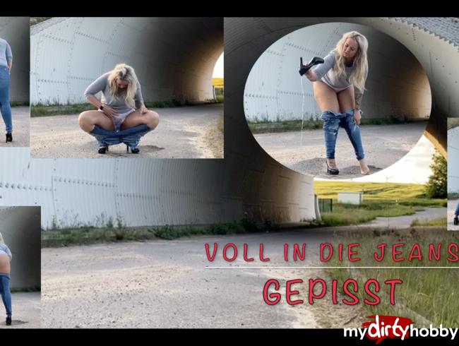 """Video Thumbnail """"Voll in die Jeans gepisst"""""""