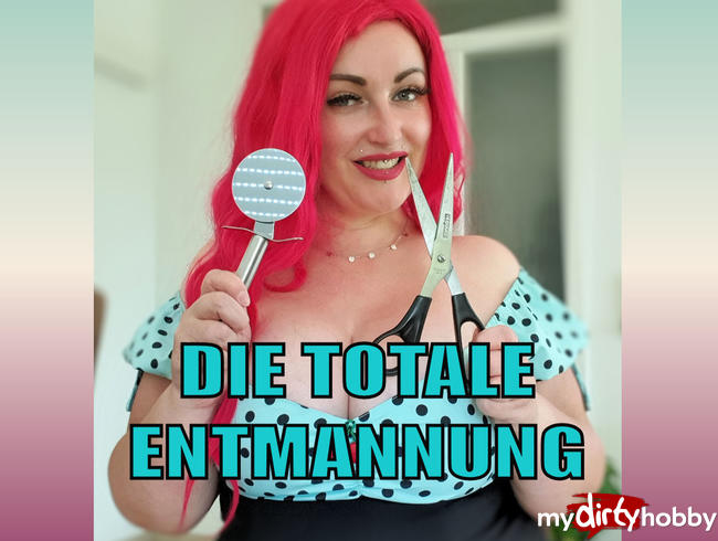 Video Thumbnail DIE TOTALE ENTMANNUNG