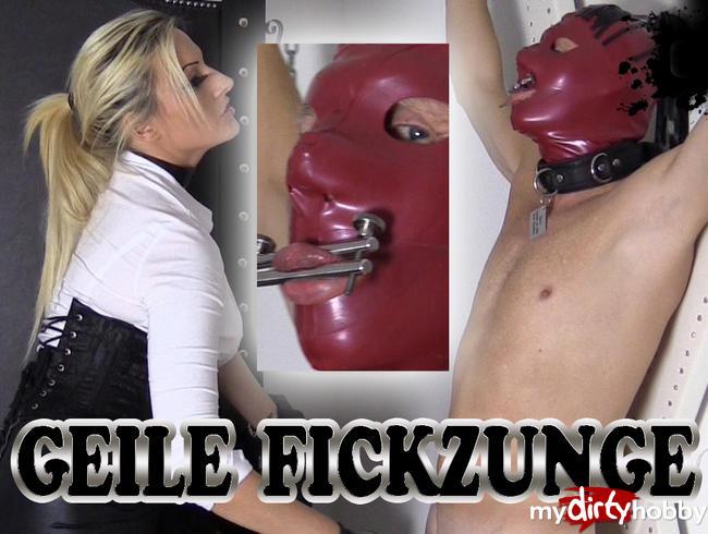 Video Thumbnail Geile Fickzunge! Ich werde dich und dein Hirn extrem teasen!
