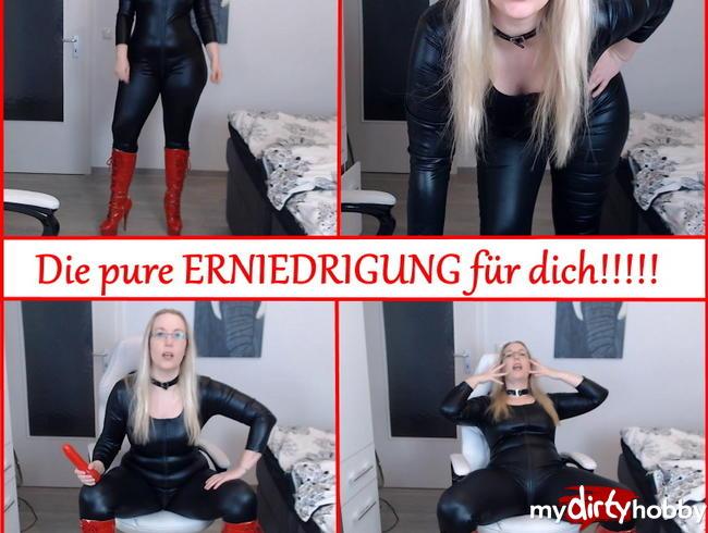 Video Thumbnail Die pure ERNIEDRIGUNG für dich!!!