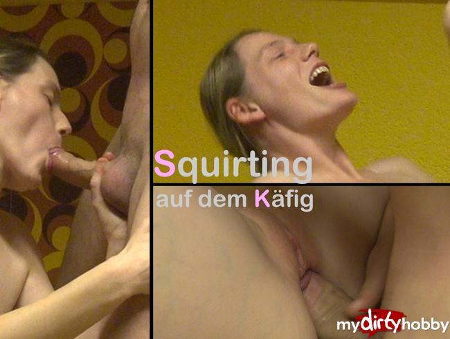 Video Thumbnail Ich liebe es zu squirten !