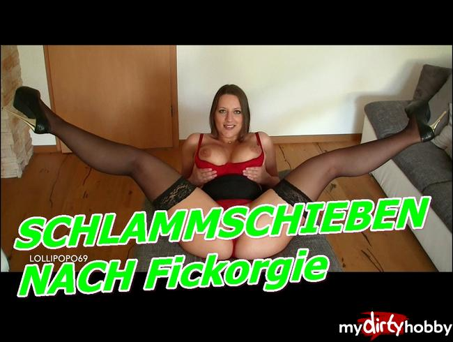 Video Thumbnail Schlammschieben nach Fickorgie