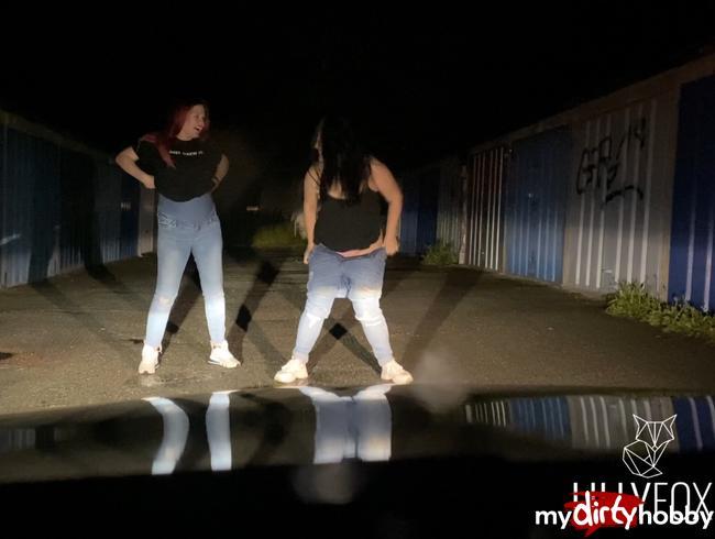 Video Thumbnail Nächtliche Pissaktion mit Curvy_Desire