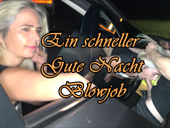 Video Thumbnail Schneller Parkplatz Blowjob
