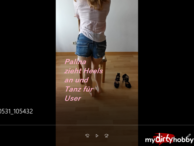 Video Thumbnail Striptease für User