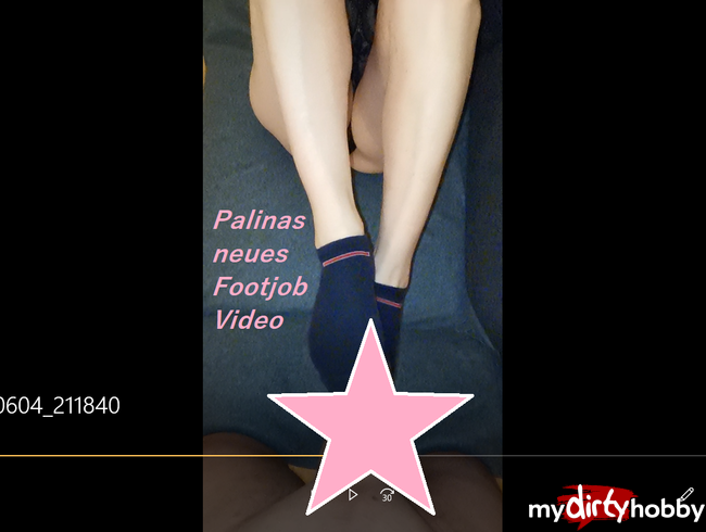 Video Thumbnail Palinas neues Footjobvideo