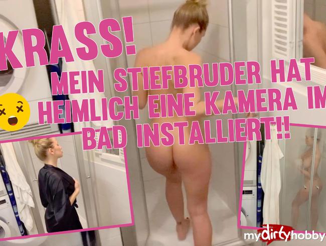 Video Thumbnail DER SPANNER!! Mein Stiefbruder hat in meinem Bad heimlich eine Kamera installiert !!