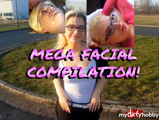 Video Thumbnail Mega Facial Compilation!