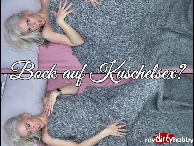 Video Thumbnail Bock auf Kuschelsex?