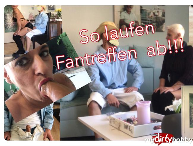 Video Thumbnail XL Schwanz  Eskalation mit Sperma Titten Fantreffen Strippen, Blasen
