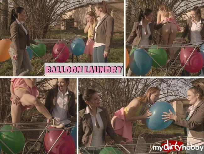 Video Thumbnail balloon laundry