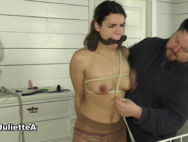 Video Thumbnail Brustbondage Und Noch Mehr Seile