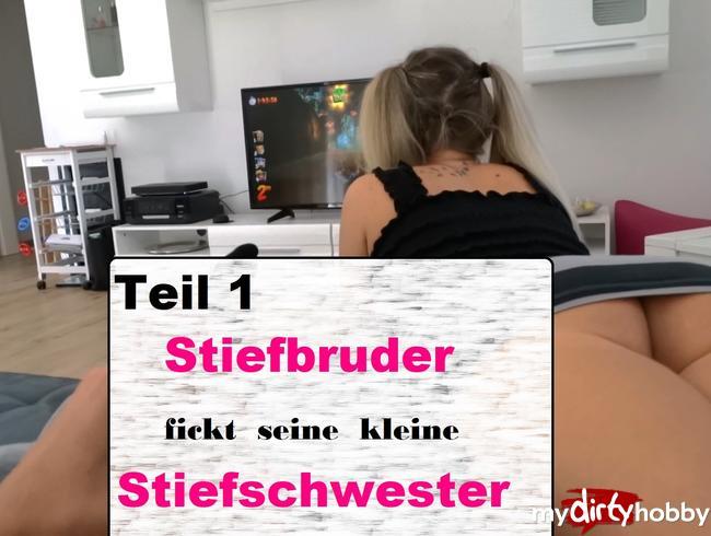 Video Thumbnail Stiefbruder fickt seine Stiefschwester!