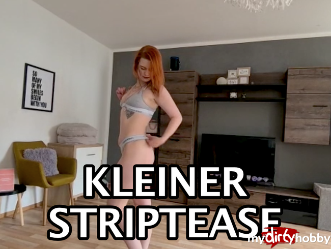 "Video Thumbnail Mein erster ""Striptease"""