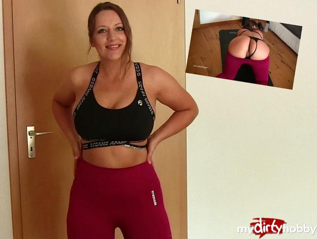 Video Thumbnail Home-workout. Ich wollte das nicht...!
